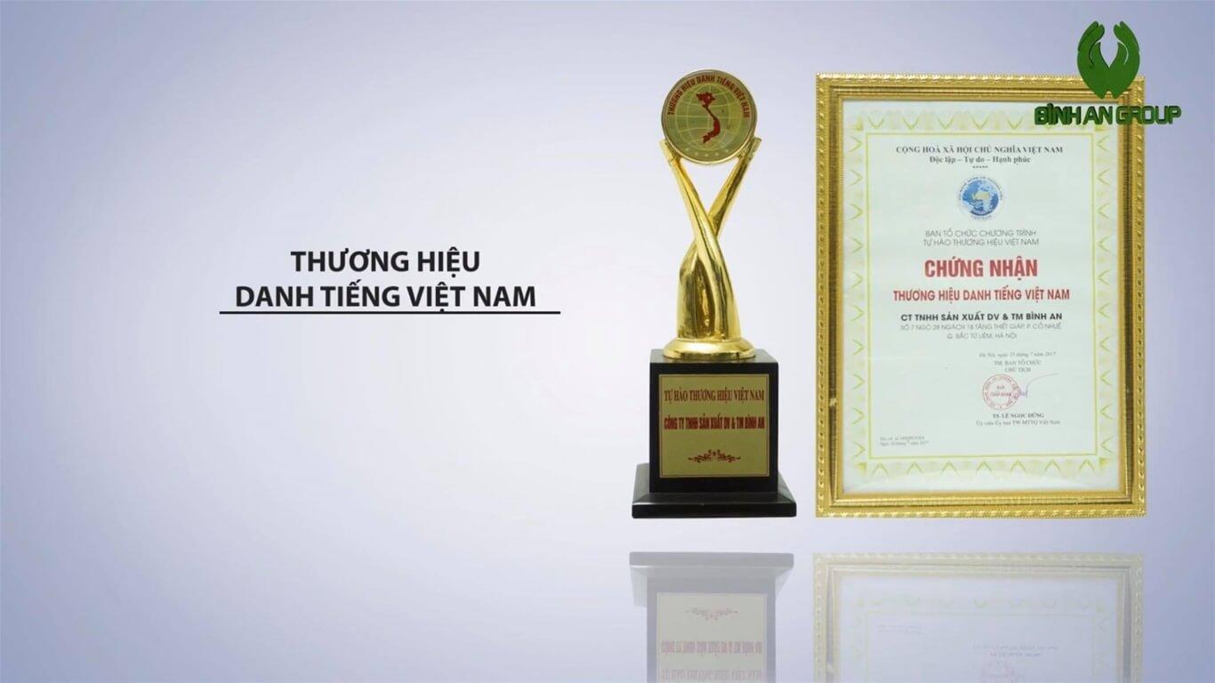 Thương Hiệu Danh Tiếng Việt Nam