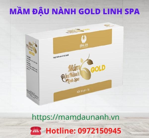 Mầm đậu nành Linh Spa Gold