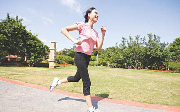Cần có chế độ tập luyện hợp lý để cân bằng nội tiết tố tuổi dậy thì