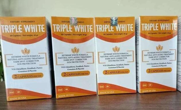 Viên uống Triple White