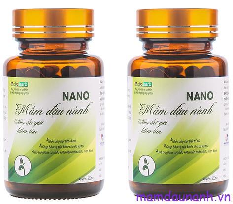 Đánh giá Nano mầm đậu nành Metaherb có tốt không? Mua ở đâu?
