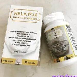 Viên Uống Helatox Chống Nắng Nội Sinh